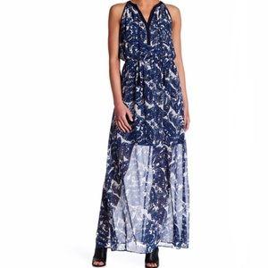 3/$25 Vince Camuto Chiffon Maxi Dress